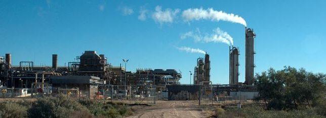 Australia natural gas