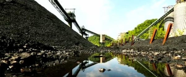 Hobet coal mine