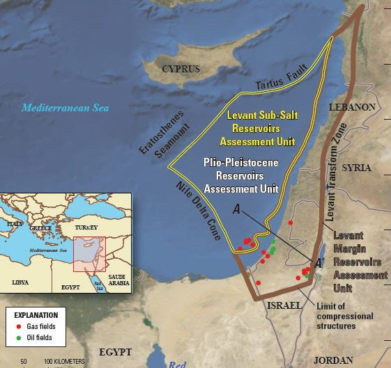 Israeli natural gas