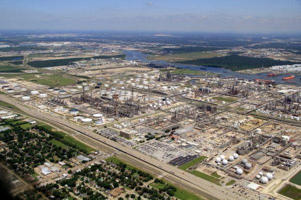 Pemex refinery