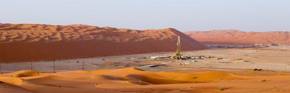 Saudi oil output
