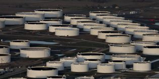 US crude, distillate stockpiles surprisingly higher -EIA