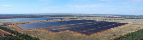 Australia solar plants
