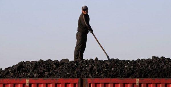 Chinese coal