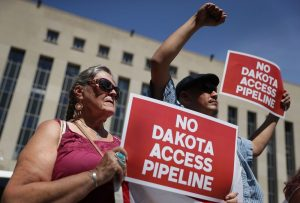 Tribal service deals could help Dakota pipeline impasse – Whiting CEO