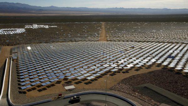 Desert Renewable Energy Conservation Plan