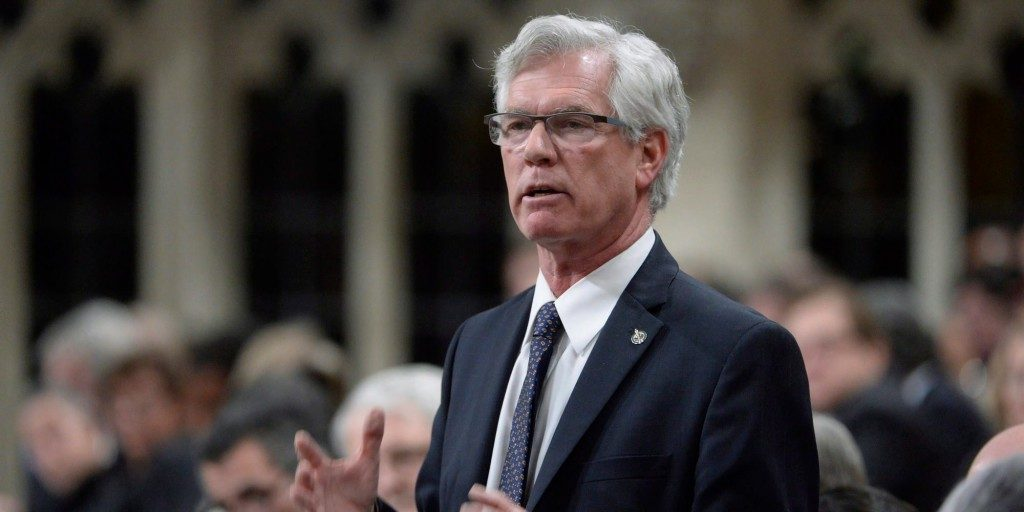 Minister Carr launches 'Generation Energy' dialogue for Canadian energy path