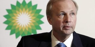 BP's Robert Dudley sees oil price at $50 per barrel for rest of 2016
