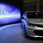 GM sets Chevy Bolt electric car price at $37,495