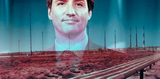 How the Trudeau government tore up the rulebook on pipelines