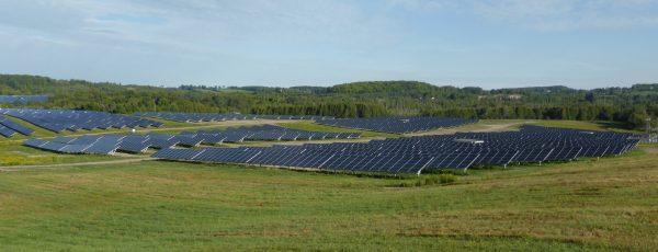 Alberta solar farm
