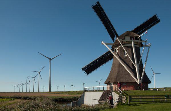Netherlands carbon emission