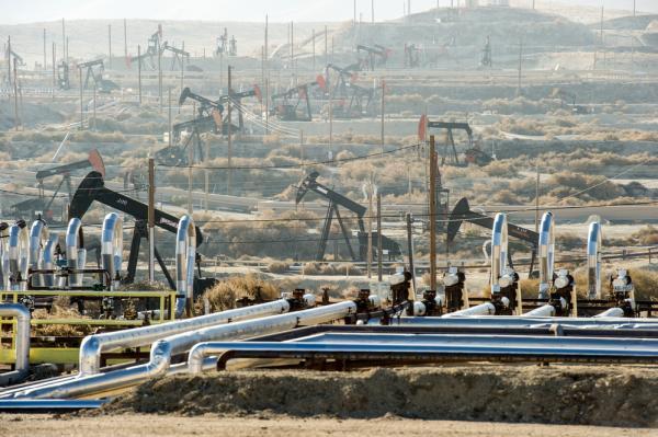 shale fields