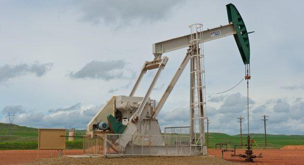 US crude output