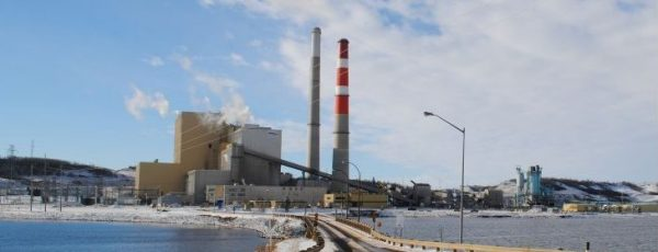 Canadian coal fired power
