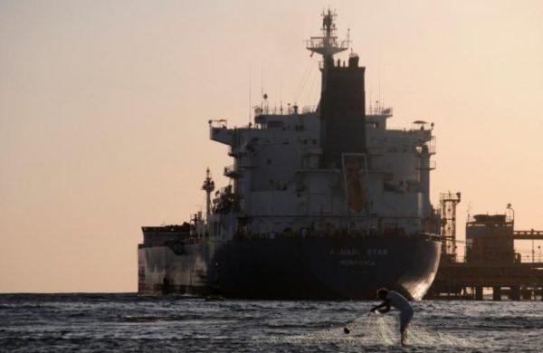 Saudi Arabia oil export