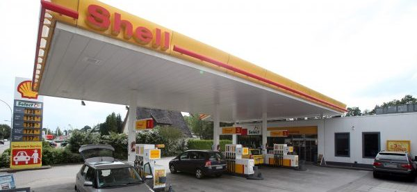 Shell investors
