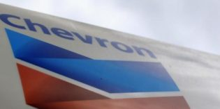 Chevron says to give CEO fewer stock options