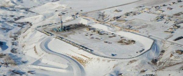 North Dakota oil output