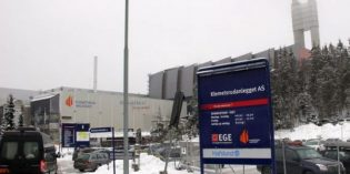 Oslo trash incinerator shows promise in climate change test