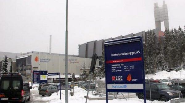 Oslo trash incinerator