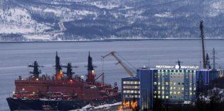 Russian Arctic military push biggest since Soviet fall