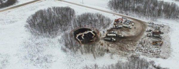 Saskatchewan pipeline spill