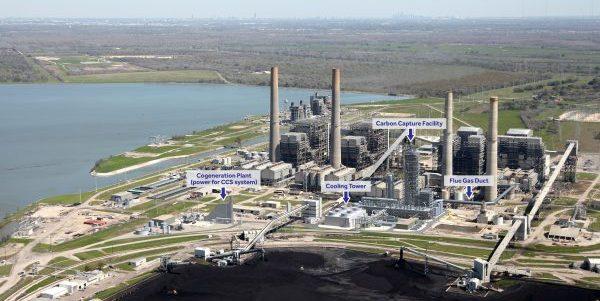 Texas carbon capture