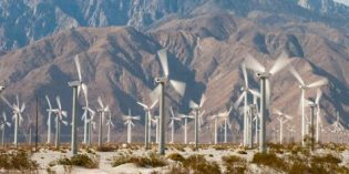 California demand for wind power energizes transmission firms