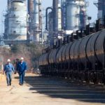 Oil prices up on Libyan disruption, OPEC deal extension hopes