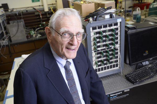 Solid-state EV battery breakthrough from Li-ion battery inventor