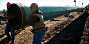 Environmental groups sue Trump administration for Keystone XL pipeline OK