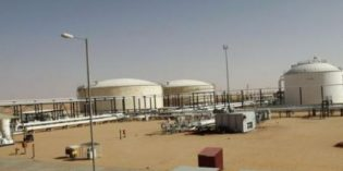 Armed protests cut Libyan oil production by 252,000 b/d