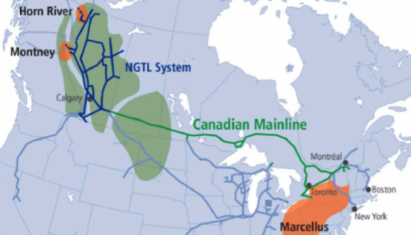 TransCanada to expand Canadian Mainline capacity through new investment