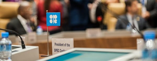 OPEC supply cut