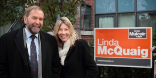 Oil sands opponents can be SUCH snowflakes; Linda McQuaig's comments demand to be debated
