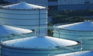 US crude stocks build as products draw down: EIA