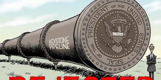 Expect Trudeau, Notley to take bazooka to Keystone XL gun fight