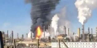 One worker injured in Syncrude fire at Mildred Lake Upgrader