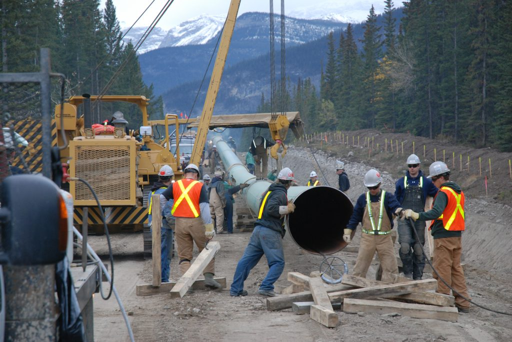 Trans Mountain Expansion route will impact some BC, Alberta landowners