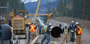 Trans Mountain commitments secured by Kinder Morgan after dip