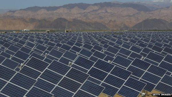 Chinese renewable energy