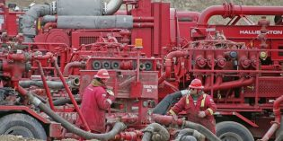Halliburton Q1: Better than expected profit from boost in well completion