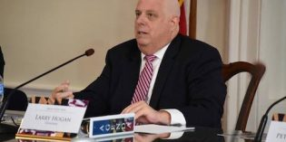 Hogan signs fracking ban, silences Western Maryland voices