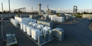 SCE, GE new battery storage systems unveiled at California gas plants