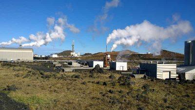 magma geothermal