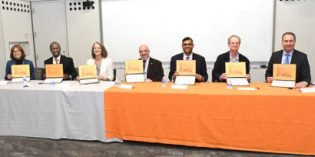 EBI, Shell sign $25 million partnership to fund new energy tech research