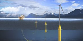 Wind-powered oil recovery concept moves closer to implementation