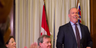 Trudeau, Notley warn Horgan he has no authority to fight Trans Mountain Expansion pipeline