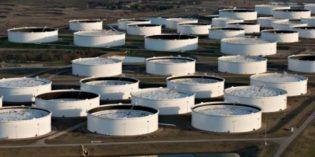 US crude stocks down 4.4 million barrels